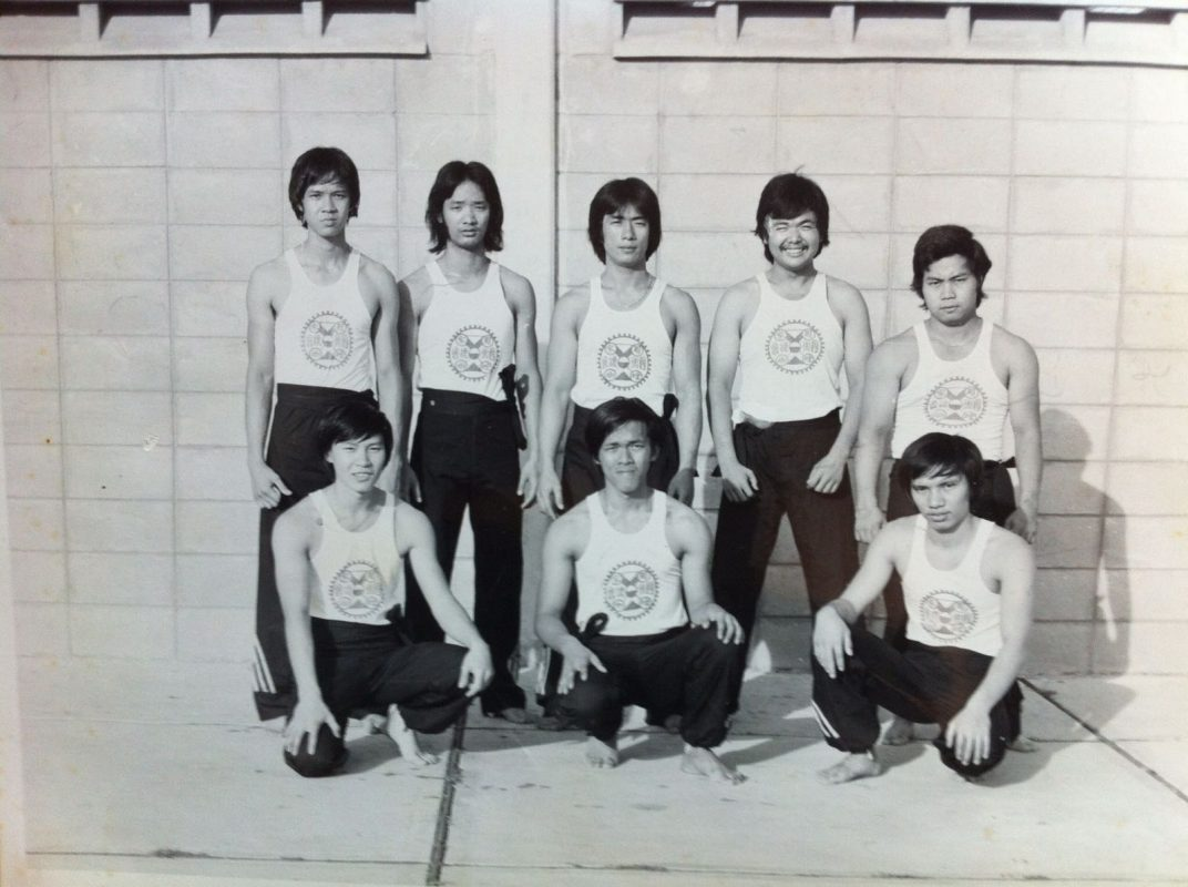 Sifu Hang Ng Students In Venezuela