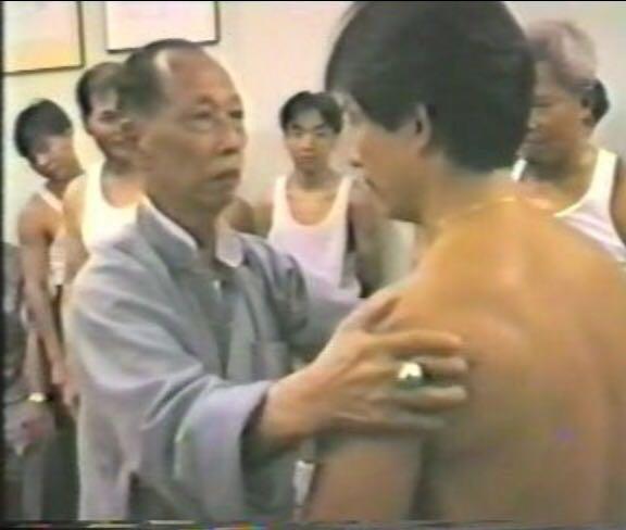 Ip Sui with Sifu Hang Ng