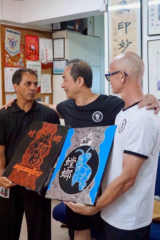 Hansen Brothers in Hong Kon