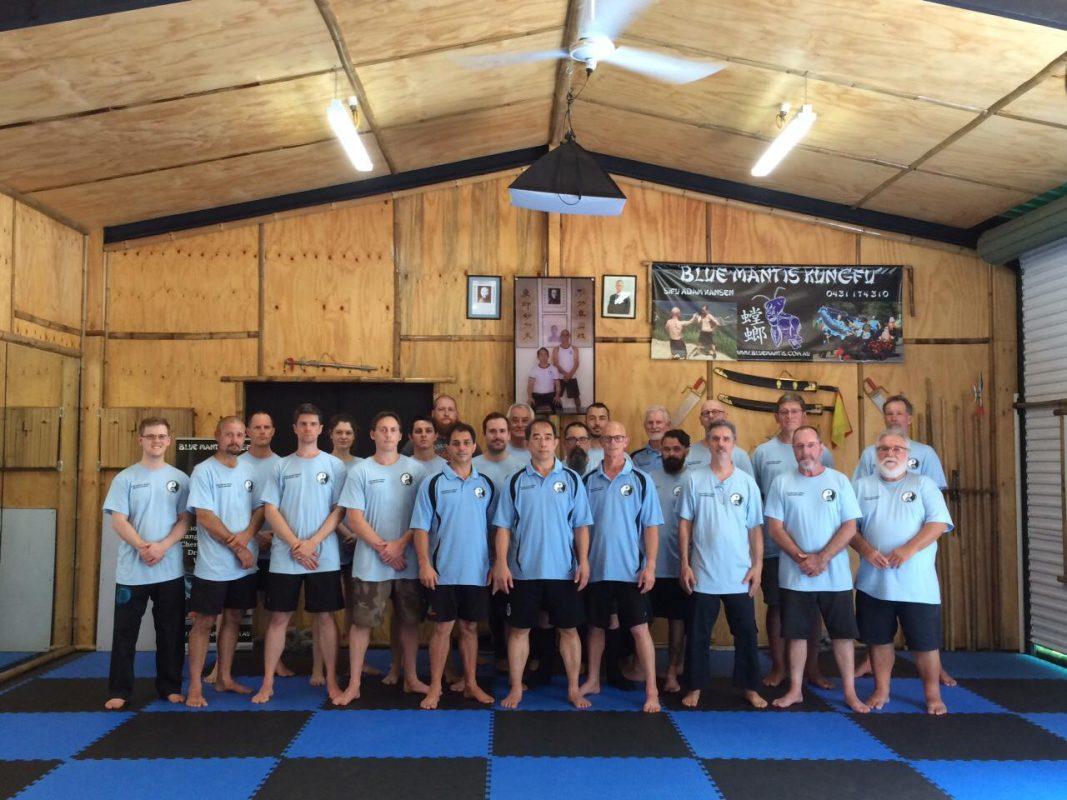 Sifu Hang Seminar In Australia